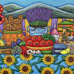 """Flavours of Provence"" by LisaLorenz"