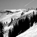 """Copper Mountain b&w"" by BrendanReals"