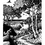"""Alder Grove"" by beardart"