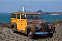1939 Ford 'Woody_ Wagon 1