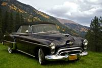 1950 Oldsmobile Convertible