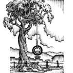 """""""Twisted Eucalyptus"""" by beardart"""