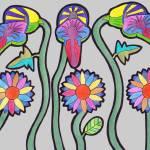 """Six Flowers"" by IanGMclean"