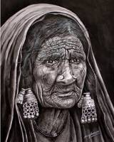 lambadi old woman
