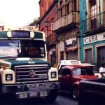 """Guanajuato Street Scene, Mexico"" by jrotem"