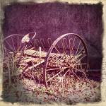 """Antique Agricultural Machine"" by artuality"