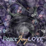 """Peace Joy Love"" by marygow"