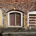 """""""Two Windows and a Little Door"""" by MoonLiteStudio"""