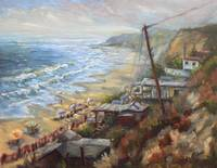 North Shoreline - Crystal Cove