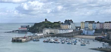 Tenby Panoramic