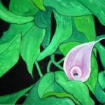"""""""Luminous Lily"""" by elayne"""