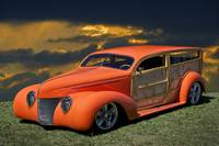 1939 Ford Woody Surf Wagon