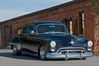 1949 Oldsmobile Coupe 1