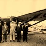 """First Corporate Aircraft of John G. Morrell"" by TheElectricOrphanage"