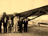 First Corporate Aircraft of John G. Morrell