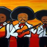 """""""Los Mariachis"""" by losman310"""