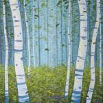 """Birch Grove"" by DreamGallery"