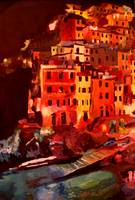 Magic Cinque Terre Night in Riomaggiore
