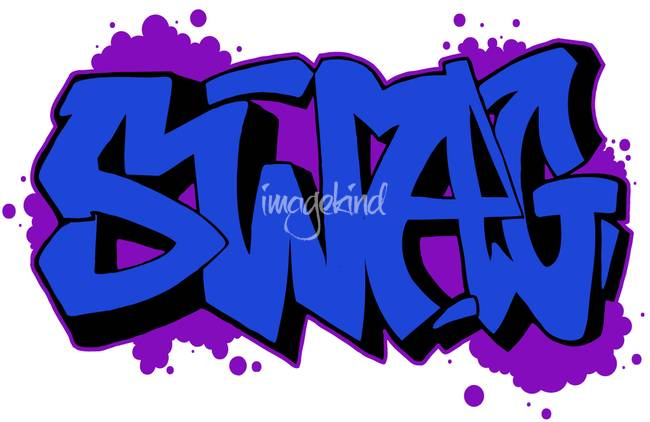 Graffiti Words Swag images