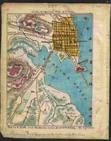 Vintage Map of Alexandria Virginia