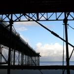 """""""Colwyn Bay pier"""" by conwytrees"""