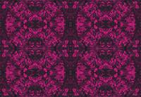 Pink Jungle Pattern