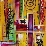 """Tetris Life"" by MaggieBernet"