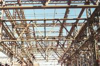 Ceiling of Switchyard at Pleasant Grove, MO