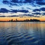 """""""Boston from a Boat"""" by camerabunny"""