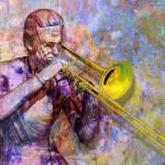 """Trombone Solo"" by RickBorstelman"