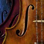 """Violin Composition"" by RickBorstelman"