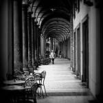 """Bologna Portico"" by 10thMusePhotography"