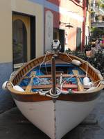 Manarola Fishing Boat