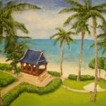 """Massage Hut By The Sea"" by ESMA"