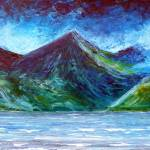"""Silent Valley,  Mourne Mountains"" by artnotnames"
