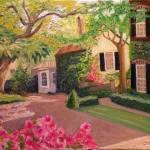 """Charleston Garden"" by ShackPaintings"