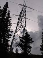 Yellowtail-Curecanti 230-kV Double-dead-end Tower