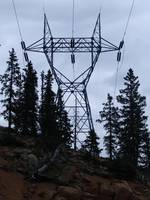Yellowtail-Curecanti 230-kV Rim Tower