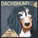"""Dachshund"" by DaecuGifts"