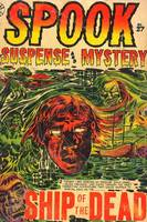 Spook Comic Book Cover
