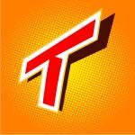 """""""T-Twix"""" by LetterPopArt"""