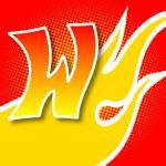 """""""W-Hotwheels"""" by LetterPopArt"""