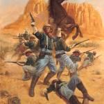 """""""buffalo Soldiers #2 Ambush"""" by JamesGoodridge"""