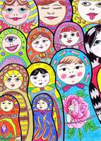 Matryoshka Mash Up