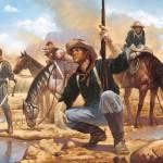 """Buffalo Soldiers #3 Tracking"" by JamesGoodridge"