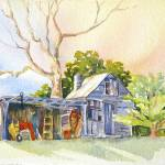 """""""The Old Shed"""" by lindahaile"""