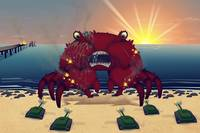 Giant Killer Mutant Crab