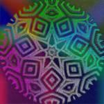 """Seven (21st Century Op-Art Set)"" by FrankBonilla"