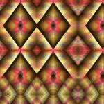 """""""Candle Flame   (21st Century Op-Art Set)"""" by FrankBonilla"""