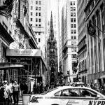 """NYPD on Wall St"" by rapatel"